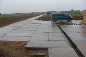 Przykładowe realizacje płyt drogowych